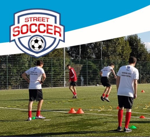 sctreet soccer, connect4group